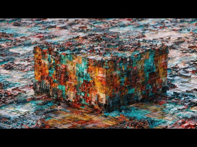 Adobe Illustrator & After Effects Tutorial - Creating Displacement Map Textures for Cinema 4D