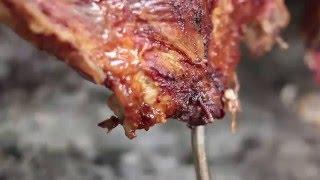 Encontramos al experto en preparación en carne a la llanera.