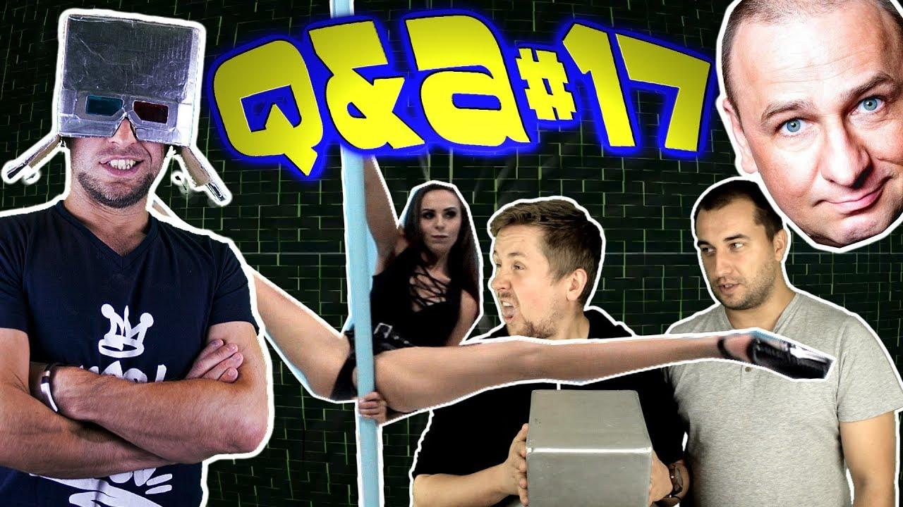 Chwytak – Q&A # 17 (TANCERECZKA i RURECZKA, HALAMA i 4 FALA) [ChwytakTV]