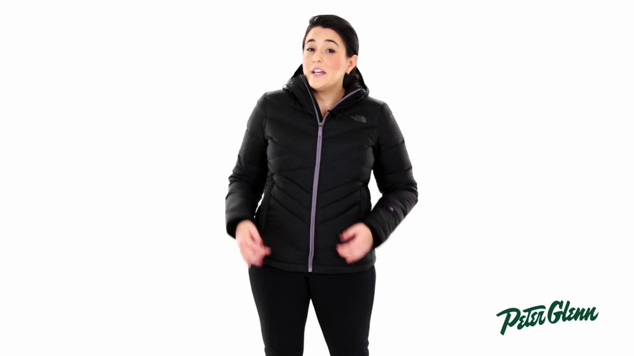 d228ab30c492 2016 The North Face Women's Destiny Down Jacket Review by Peter Glenn