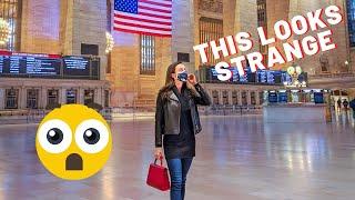 What NYC looks like during the Coronavirus Quarantine