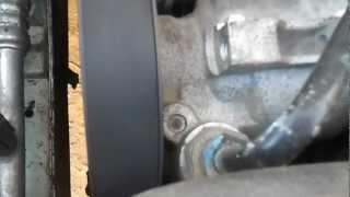 Bruit moteur 306D