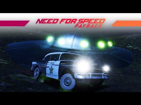 POLIZIST entdeckt UFO! – NEED FOR SPEED Payback #43 | NFS 4K Gameplay German Deutsch