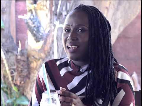 Hanging Out With Diana Hamilton - E With Becks on JoyNews (12-11-18)
