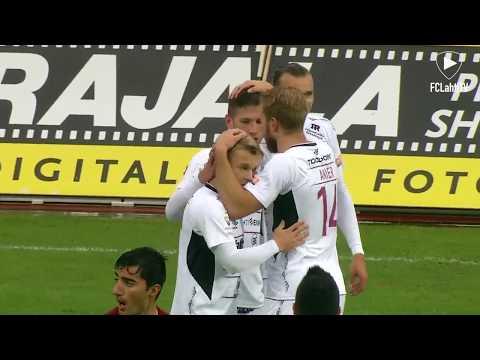 FCLahtiTV: Karjala ottelukooste: JJK - FC Lahti 2-4 (1-2) 7.9.2017