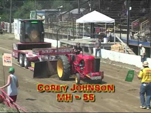 Tractor Pull - ITPA Classic - Jacksonville, IL 07-15-12