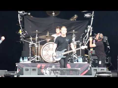 A Day To Remember - My Life For Hire (live at Hellfest 2013)