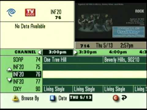 Sara Cable Box Guide Time Warner Cable Part 1 Youtube