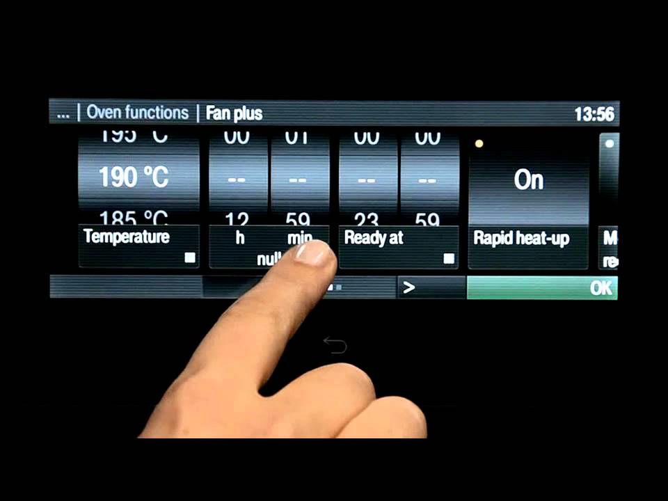 H 6860 Bp M Touch Intro Youtube