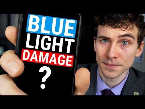 Do BLUE LIGHT GLASSES work? Fact or Fiction