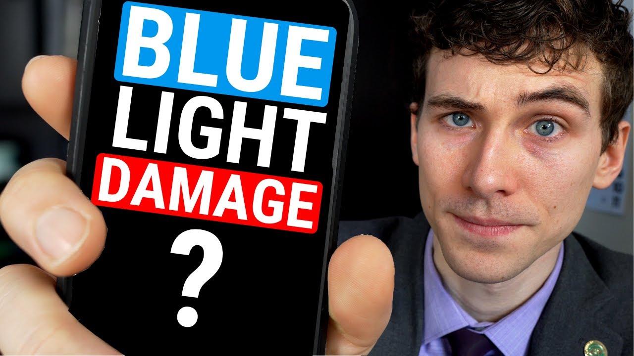 Do BLUE LIGHT GLASSES work? - Fact or Fiction