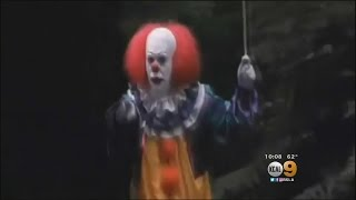 Creepy Clown Sightings No Joke For Some Communities