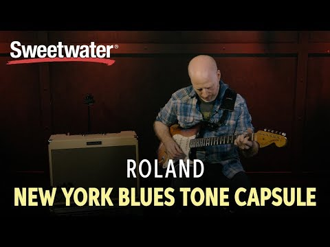 Oz Noy Presents the Roland New York Blues Tone Capsule for Roland Blues Cube
