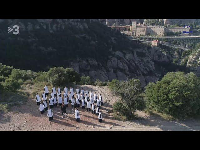 Jo em rebel·lo - Rozalén i l'Escolania de Montserrat