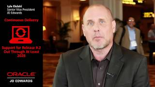 Lyle Ekdahl on JD Edwards' Continuous Delivery Model