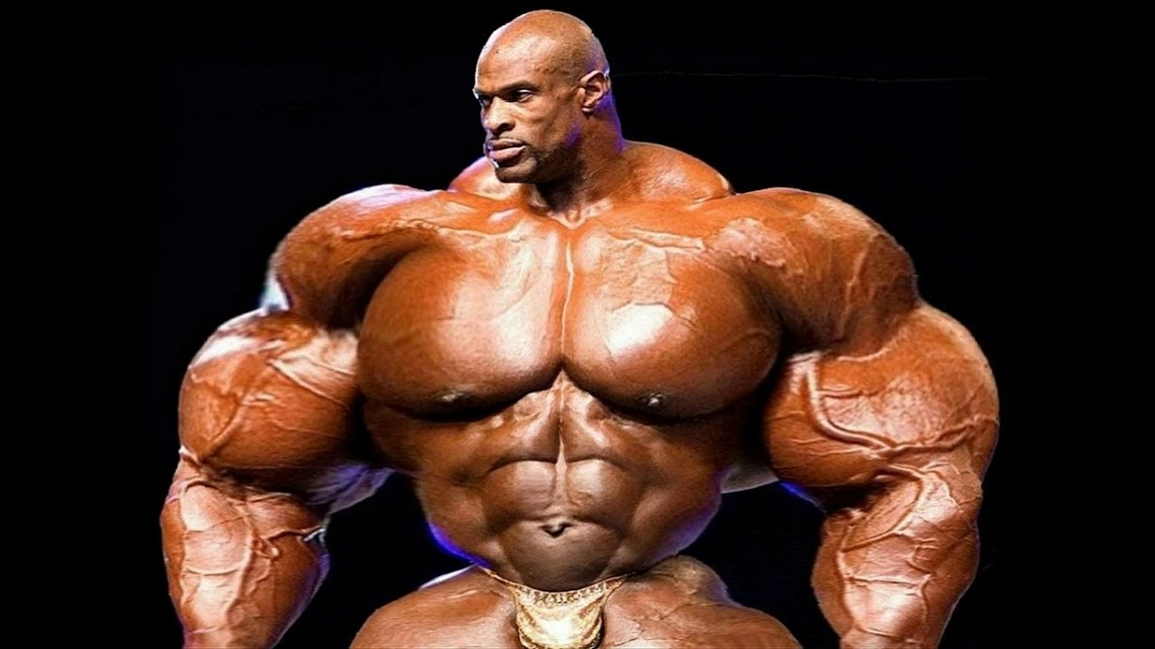earth Biggest man on