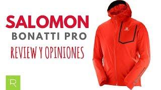 Chaqueta Salomon Bonatti Pro Waterproof: Review y opiniones