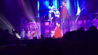 Tini Got Me Started Tour- Te Creo HD (Madrid)