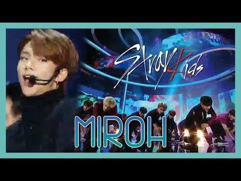 [HOT] Stray Kids - MIROH,  스트레이 키즈 - MIROH  Show   Music Core 20190413