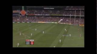 Geelong vs West Coast Round 16 2011 Highlights