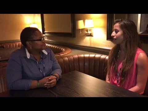 Dia Jones talks to Tamara | Columbia Girls in STEM Initiative: Miami