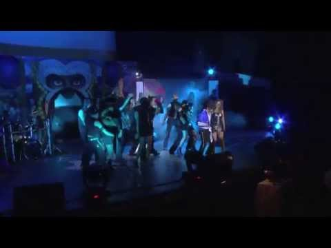 Show Imitador de Michael Jackson en Mexico Dreams Forever