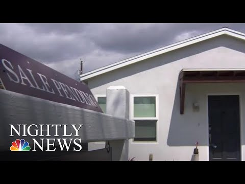 Mortgage Rates Surge To Seven-Year High | NBC Nightly News