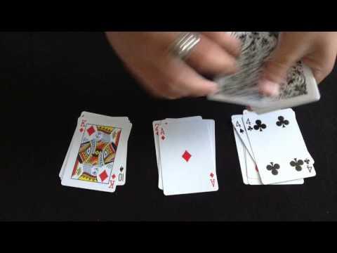 21 Cards Trick Tutorial (plus One Variation!!)