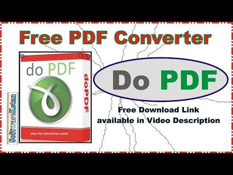 free-pdf-converter-dopdf-setup-file,-full-demo-how-to-run-&-install-software-into-windows