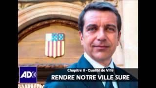 Programme sur la Sécurité et la Tranquillité de François-Xavier De Peretti : Un Maire Pour Aix
