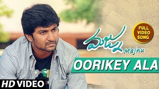 Download Hindi Video Songs - Majnu Songs | Oorikey Ala Full Video Song | Nani | Anu Immanuel | Gopi Sunder