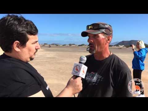 """Dunas TV -  """"Todos iguales bajo el viento"""" - Landsailing Fuerteventura"""