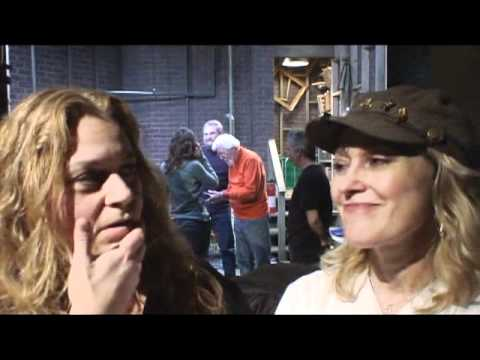 Tough Pigs Live From Sesame Street: Carmen Osbahr and Leslie Carrara-Rudolph