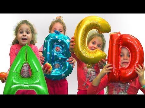 Phonics with a Words - ABC Alphabet