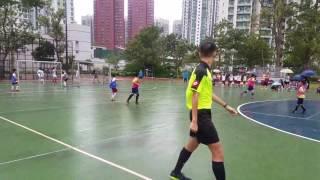 20170507 2016-17年度賽馬會五人足球盃(學校組