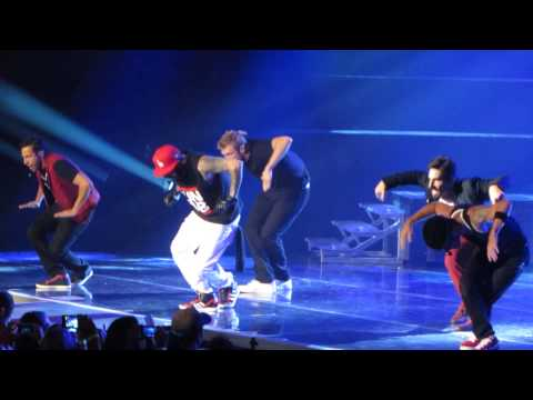 Backstreet Boys - Larger Than Life  (Austin 9-1-13)