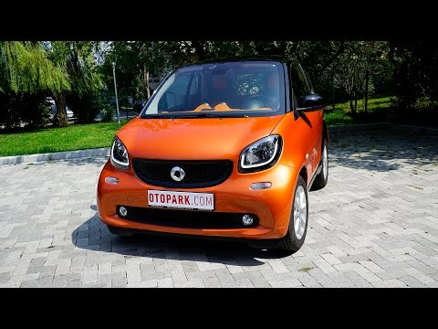 TEST | Smart Fortwo [English Subtitled]