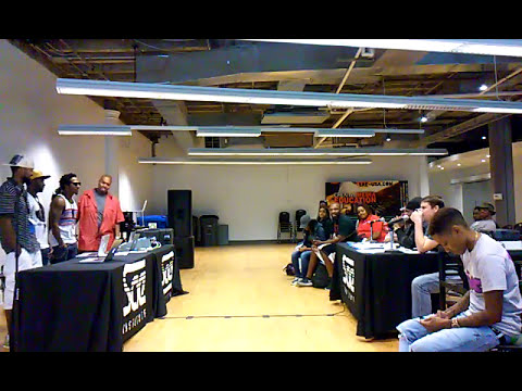 BEAT BATTLE (8-14-15)@SAE INSTITUTE OF ATLANTA