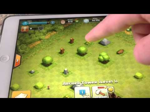 Clash Of Clans Unlimited Gem Glitch No Hack/Jailbreak Still Works August 2015