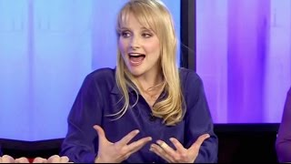 Melissa Rauch Big Bang Theory Interview