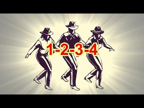 1234  Line Dance Music