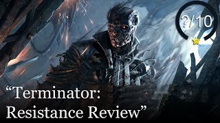 Terminator: Resistance Review [PS4, Xbox One, & PC] (Video Game Video Review)
