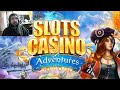 FREE SLOT CASINO Adventures   Slot Machines   Free Mobile Game   Android Gameplay Youtube YT Video