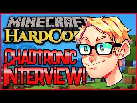 Minecraft HC #6! - BONUS (FULL CHAD INTERVIEW!)