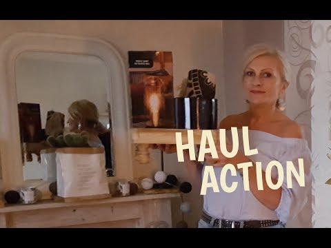 HAUL ACTION 💗 OCTOBRE 2017 ↔ CONCOURS BOX ACTION