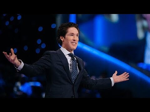 New Important Video Peace With Yourself By Joel Osteen Youtube