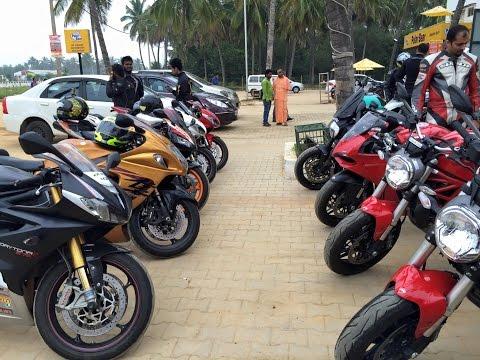 Triumph & Ducati - Ride To Kolar