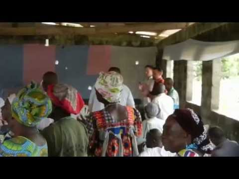 Gabon Mobile Medical Worship
