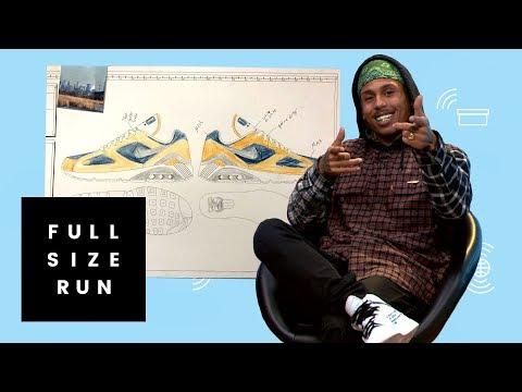 "Racks Roasts Welty's Nike ""On Air"" Air Max Design | Full Size Run"