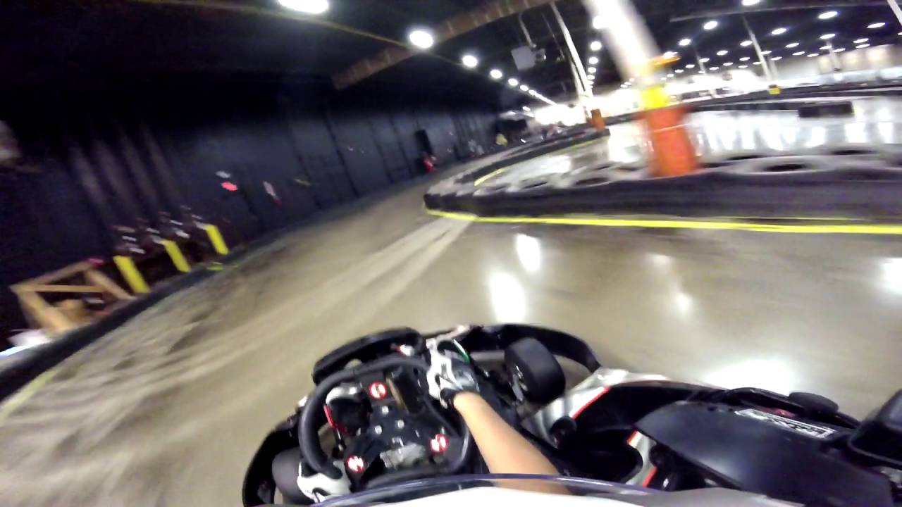 Victory Lane Karting - YouTube